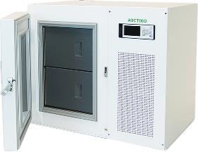 Congeladores verticales de baja temperatura -40 grados