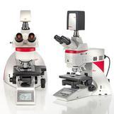 Microscopios verticales DM4 B o Leica DM6 B