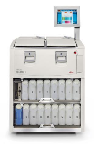 Procesador de tejidos Leica PELORIS II