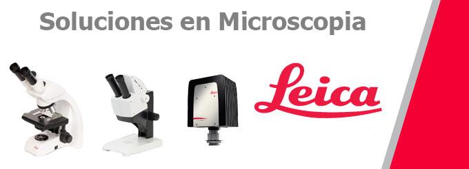 Soluciones en Microscopia