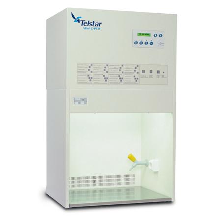 Cabina de Flujo laminar Vertical Mini V/PCR